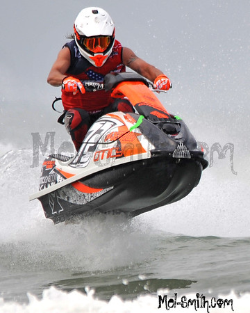 AquaX USA, Daytona Beach, FL   April, 2015