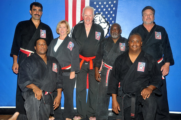 USA GOJU Spring Workout May 2014